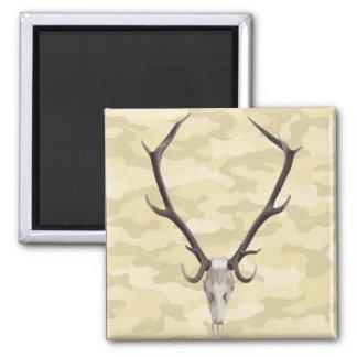 Deer Skull Magnet
