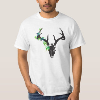 Deer skull shirt