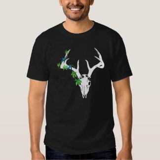 Deer skull t-shirt