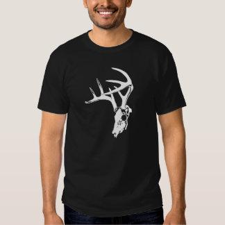 Deer skull t shirt
