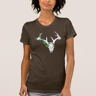 Deer skull t shirts