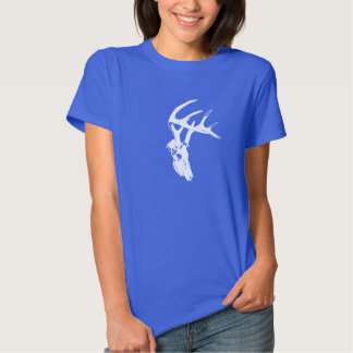 Deer skull tshirt