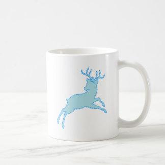 deer stencil 2.2.7 coffee mug