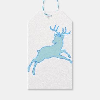 deer stencil 2.2.7 gift tags