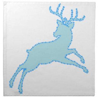 deer stencil 2.2.7 napkin