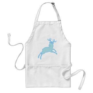deer stencil 2.2.7 standard apron