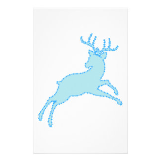 deer stencil 2.2.7 stationery