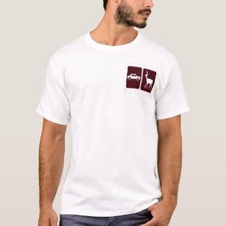 Deer Vs. Cars T-Shirt