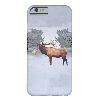 Deer With A Lantern Barely There iPhone 6 Case