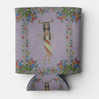 Deer Woman (Fairy Tale Fashion Series #5) Can Cooler
