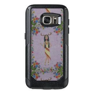 Deer Woman (Fairy Tale Fashion Series #5) OtterBox Samsung Galaxy S7 Case