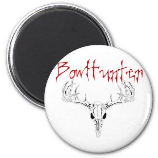 deerbowhunter copy 6 cm round magnet