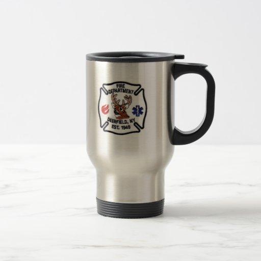 Deerfield FD Stainless Steel Mug