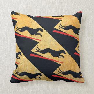 Deerhound Yin Cushion