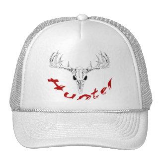 deerhuntercurved mesh hats