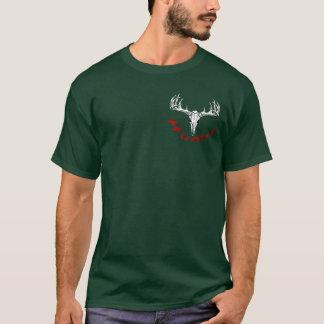 deerhuntercurved T-Shirt