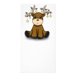 Deers Custom Photo Card