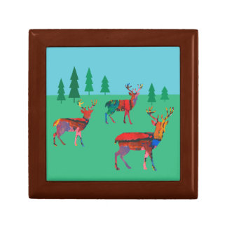 Deers in the Forest Gift Box