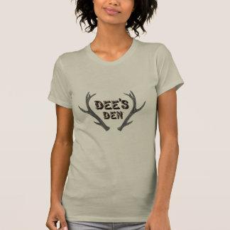 Dees Den Logo T-Shirt - Women