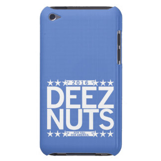 Deez nuts barely there iPod cover