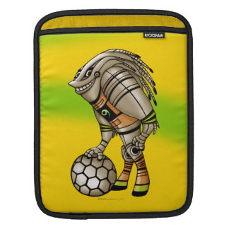 DEEZER ALIEN MONSTER ROBOT   iPad iPad Sleeve
