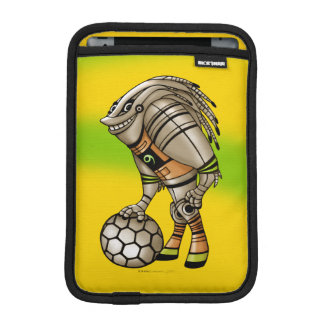 DEEZER ALIEN MONSTER ROBOT  iPad Mini  Horizontal iPad Mini Sleeve
