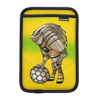 DEEZER ALIEN MONSTER ROBOT   iPad Mini iPad Mini Sleeve