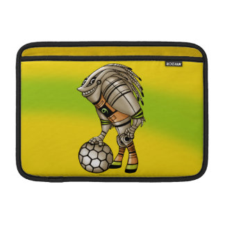 "DEEZER ALIEN MONSTER ROBOT  Macbook Air 11"" H MacBook Sleeve"