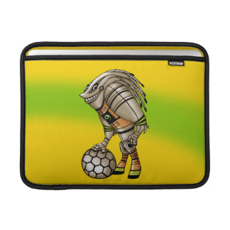 "DEEZER ALIEN MONSTER ROBOT  Macbook Air 13"" H MacBook Sleeve"