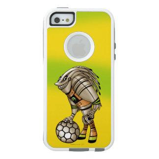 DEEZER ALIEN MONSTER UFO Apple iPhone SE/5/5s  W