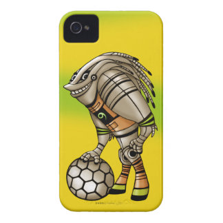 DEEZER ALIEN ROBOT iPhone 4  BARELY THERE iPhone 4 Case