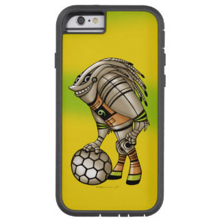 DEEZER ALIEN ROBOT iPhone iPhone 6/6s  T X Tough Xtreme iPhone 6 Case