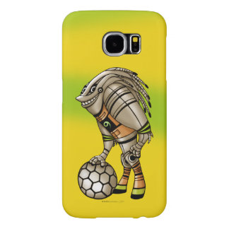 DEEZER ALIEN ROBOT Samsung Galaxy S6  BT Samsung Galaxy S6 Cases