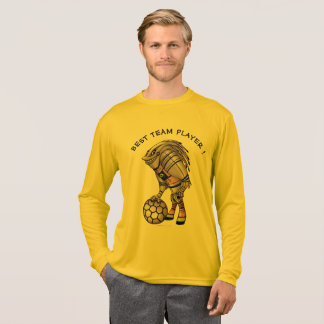 DEEZER ROBOT ALIEN MONSTERMen's Sport-Tek Compet 2 T-Shirt