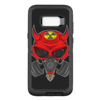 Defcon Demon OtterBox Defender Samsung Galaxy S8+ Case