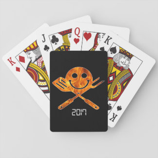 Defcon Toxic BBQ 2017 Playing Cards