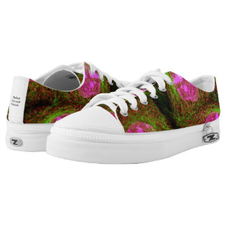 Defeat Cervical Cancer Low Tops