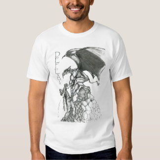 Defeat with verse and title t-shirt