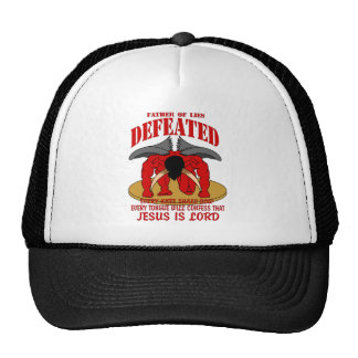 Defeated Cap