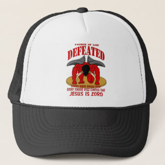 Defeated Trucker Hat