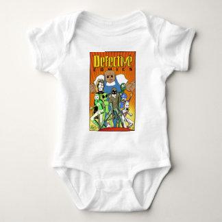 "Defective Comics ""King of the Hill"" Design Baby Bodysuit"