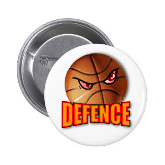 Defence Basketball Button