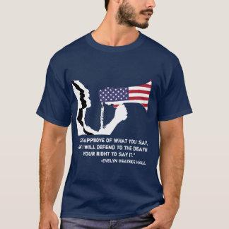 Defend Free Speech T T-Shirt