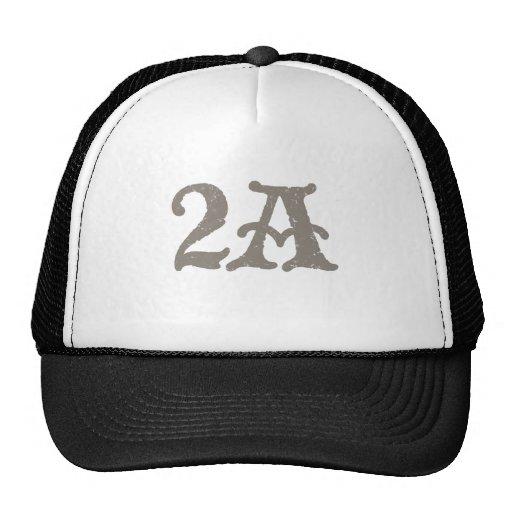 Defend Second Amendment Trucker Hats
