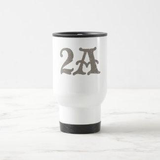 Defend Second Amendment Mug