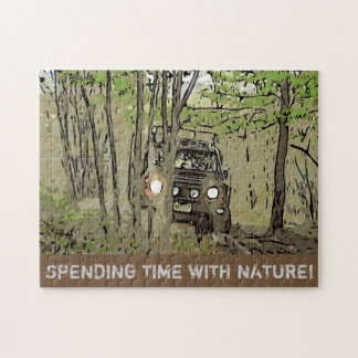 DEFENDER 90 - NATURE JIGSAW PUZZLE