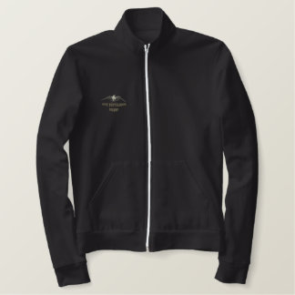 Defender of Biodiversity embroidered sports top Embroidered Jackets