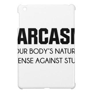 Defense Against Stupid iPad Mini Case