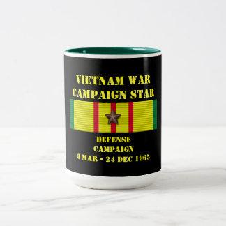 Defense Campaign Coffee Mug