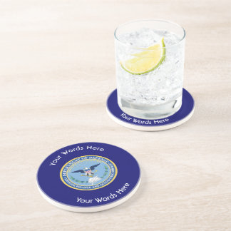 Defense Finance Accounting Services DFAS Coaster